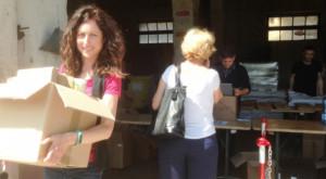 Busca, da lunedì 3 a venerdì 7 giugno la consegna annuale del kit rifiuti