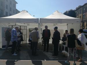 A Cuneo oltre 120 visite cardiologiche gratuite nel gazebo di corso Dante