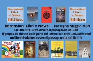 Ecco i libri più letti e commentati del mese di maggio