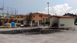 Vignolo: un camper e un furgone a fuoco in via Bersezio