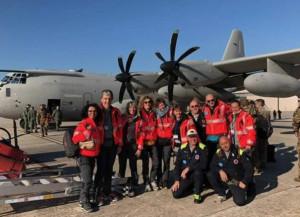 La Maxi-emergenza regionale 118 trasloca la componente internazionale all'aeroporto di Levaldigi