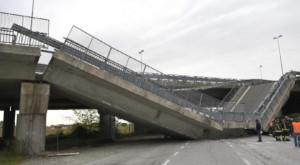 Per le fasi di montaggio del viadotto di Fossano la strada provinciale sottostante resterà chiusa