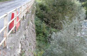 Lavori di consolidamento dei muretti in pietra tra Pradleves e Castelmagno, c'è il progetto definitivo