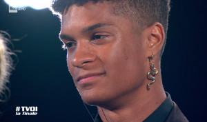 Il rapper cuneese Diablo quarto classificato a 'The Voice of Italy'