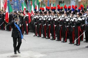 Cuneo, oggi si festeggia il 205° anniversario della fondazione dell'Arma dei Carabinieri