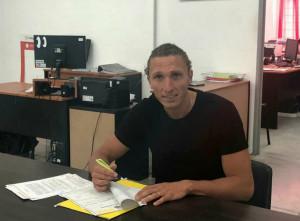 Cuneo Calcio, inizia l'esodo: Gissi ha firmato con gli argentini del Club Deportivo Moron