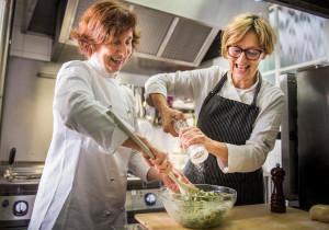 'A cena con il cuoco' fa tappa ad Ormea nella trattoria 'Il Borgo'