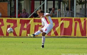 Calcio, Serie D: 'Lillo' Rossi resta a Bra, è il nuovo capitano