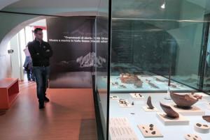 A Valdieri aprono l'Info Point e il Museo e iniziano le visite guidate degli archeologi