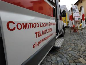 Peveragno, mille euro di multa per aver diffamato la Croce Rossa