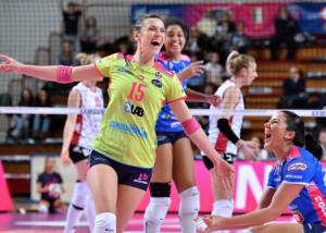 Pallavolo A1/F: Cuneo, in arrivo la campionessa d'Europa Giorgia Zannoni