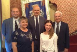 Cherasco, primo Consiglio comunale per il neosindaco Carlo Davico: Bogetti è il vice