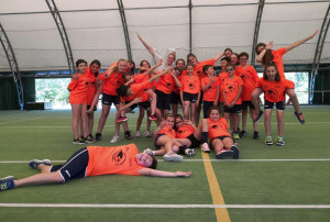 'L'unione fa la forza' al Summer Volley Academy insieme alle pumine dell'LPM BAM Mondovì