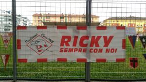 Cuneo Calcio, una mostra di gagliardetti per ricordare il tifoso Ricky Mazzarello
