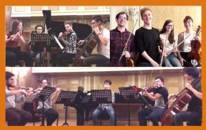 Gaiola, i ragazzi del Conservatorio portano Mozart sotto le stelle