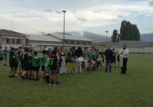 Il Caraglio Calcio ricorda Gian Antonio Magioncalda e Giovanni Bosco