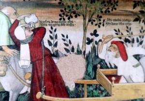 'Codice Manta': la fastosa 'Storia al muro' del Castello raccontata da una studiosa di fama internazionale