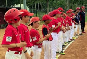 Lo Skatch Boves perde con onore la finale regionale U12 baseball