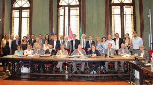 Alba, si è insediato il nuovo Consiglio comunale