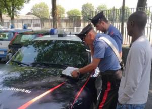 Apre il PAS di Saluzzo, oltre 200 stranieri controllati e identificati dai Carabinieri