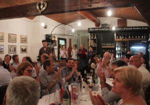 'A cena con il cuoco' ha fatto tappa a Ormea, nella trattoria 'Il Borgo'