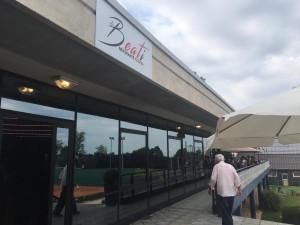 Un nuovo ristorante per il Country Club di Cuneo