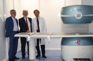 Per l'ospedale di Saluzzo un nuovo macchinario per risonanze magnetiche