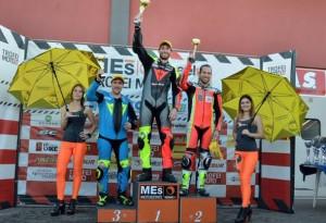 Motociclismo, buone prestazioni a Cervesina per Ivano Magnano e Massimiliano Palladino