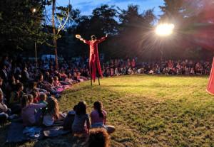 Cuneo, tanti bambini e famiglie per la quindicesima 'Festa del Parco'