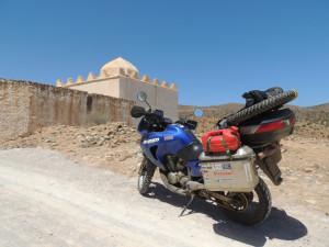Dopo 40 mila chilometri in moto in solitaria, si conclude il viaggio africano di Franco Ballatore