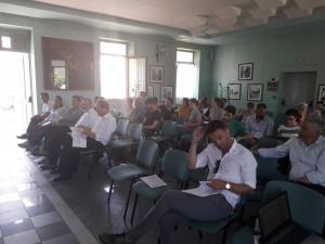 Un'indagine sulle aree industriali montane dismesse: esperti internazionali in visita a Borgo San Dalmazzo