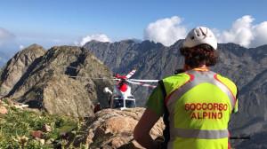 Nel 2018 ben 1900 chiamate al Soccorso Alpino piemontese: è il dato più elevato di sempre