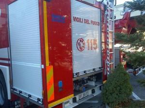 Incidente a Busca, auto contro una cancellata in via Caraglio