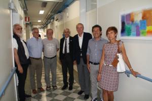 La Fondazione CRF mette 'al fresco' la Lungodegenza dell'ospedale di Fossano
