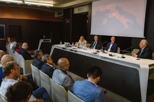 'Fausto Coppi', le rappresentanze di sei nazioni in Fondazione CRC per conoscere la provincia di Cuneo