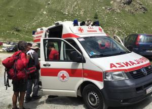 Escursionista spagnolo infortunato al Pian del Re, interviene la Croce Rossa di Paesana