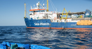 Anche i Giovani della Diocesi di Alba alla manifestazione per i migranti della Sea Watch