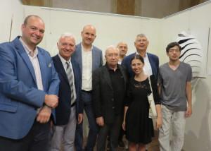 A Palazzo Salmatoris a Cherasco fino al 22 settembre la mostra di Carlo Giuliano 'Luci e ombre'
