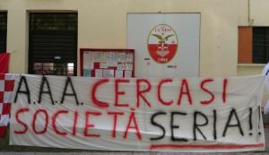 Cuneo calcio: all'incontro chiesto dai tifosi alla società non si presenta nessuno