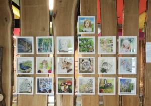 Al Centro Visita del Parco Alpi Marittime a Vernante la mostra 'Brucio Anch'io'