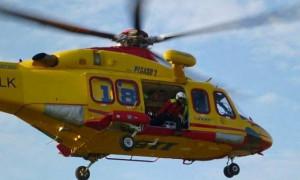 Incidente tra Savigliano e Saluzzo, intervenuto anche l'elisoccorso