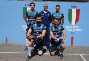 Pallapugno, Serie A: il punto dopo la settima di ritorno