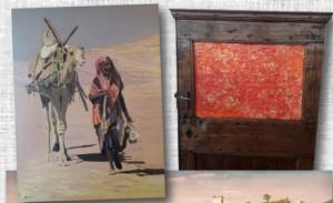 'La magia del colore', in mostra a Cuneo opere di Carlo Dannier, Fabrizio Oberti e Lidiano Pini