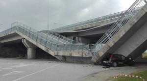 Viadotto di Fossano, esce dall'inchiesta sul crollo il presidente del consorzio costruttore