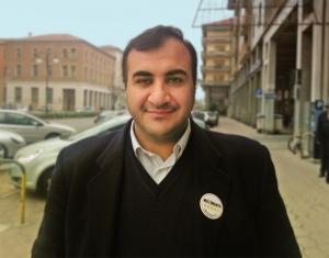 E' Manuele Isoardi il candidato sindaco del Movimento 5 Stelle
