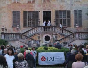 Cuneo, il Fai apre al pubblico Villa Bersezio a Passatore