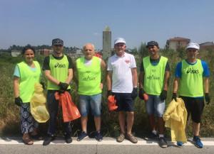 Bra, pulizia volontaria del territorio: l'amministrazione ringrazia 'A Cuore Aperto'
