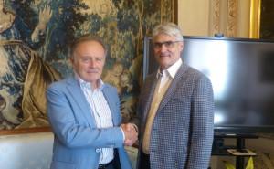Piero Biagi sarà il nuovo direttore: cambio di direzione per Banca Alpi Marittime