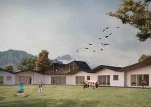 Affidati i lavori per la costruzione della nuova scuola a Bricco di Cherasco