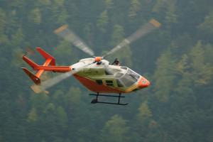 Moto contro auto a Dogliani, un ferito trasportato in elicottero a Cuneo